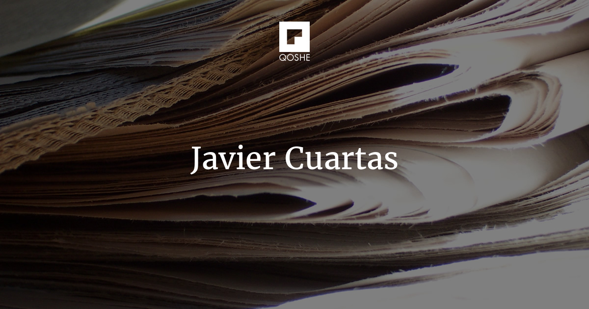 QOSHE - Javier Cuartas